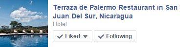 Terraza de Palermo's Facebook Page