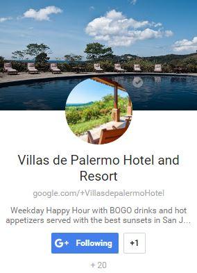 Villas de Palermo Google my Business
